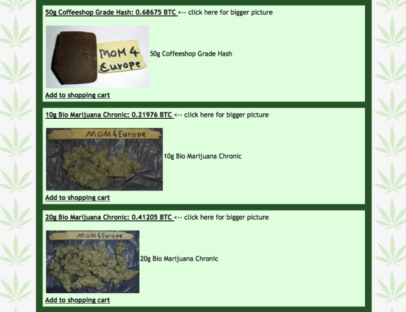 Purchase organic weed in Deep Web