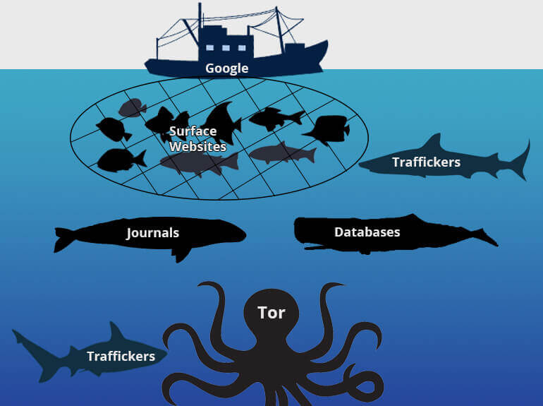 DarkNet Trafficking