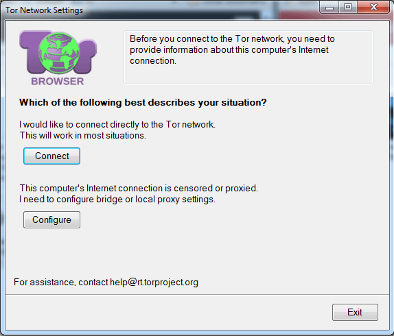 Tor Browser Installation-step 6