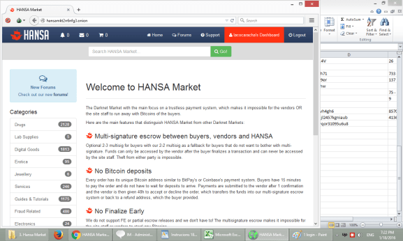 X Hansa Market