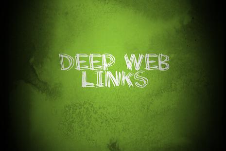 Deep Web Links – Massive Deep Websites Links and Url