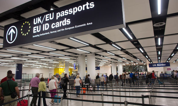 Dark Web vendor advertising Fake U.K. Passports, worth £2,000