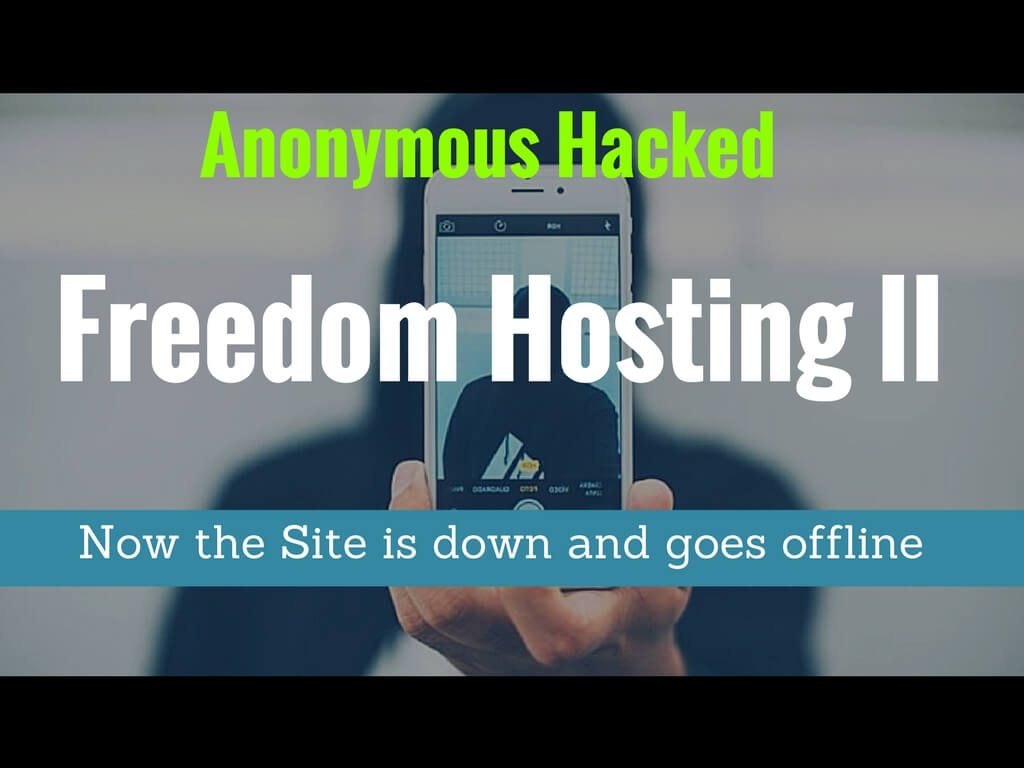 Freedom Hosting II hacked and goes offline