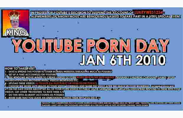 YouTube Porn Day