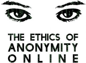 Anonymity online