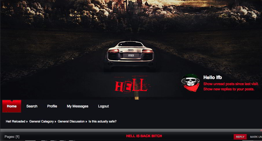 Notorious Dark Web Hacking Forum 'Hell' was run by a Canadian Teenager