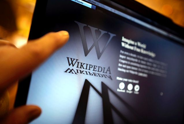 Wikipedia on Dark Web