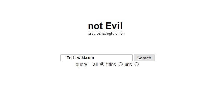 Best Deep Web Search Engines - Based on the Usage - Deep Web